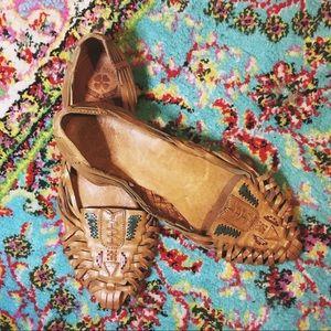 Lucky Brand Woven Sandals